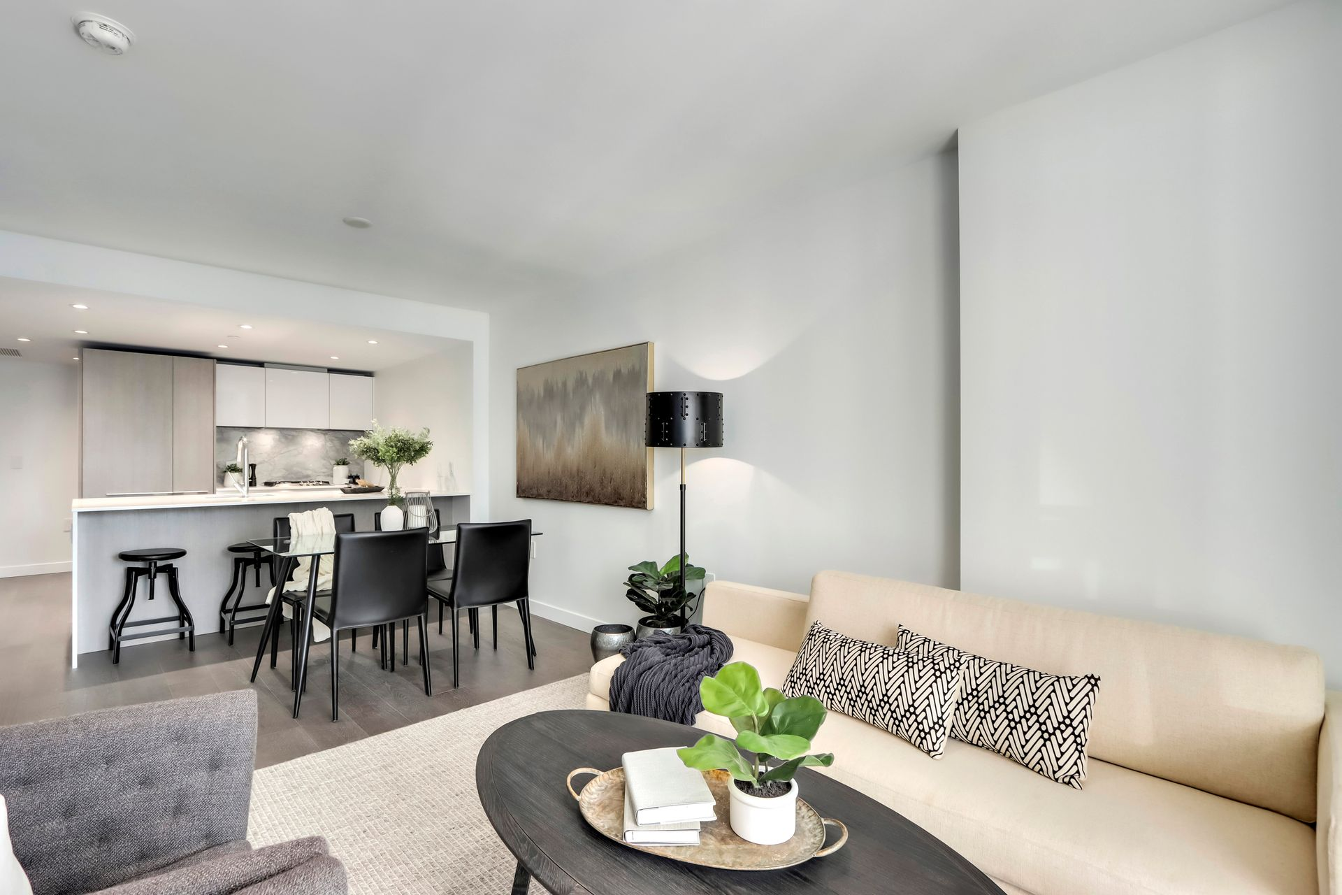 6 at 1211 - 1111 Richards Street, Yaletown, Vancouver West