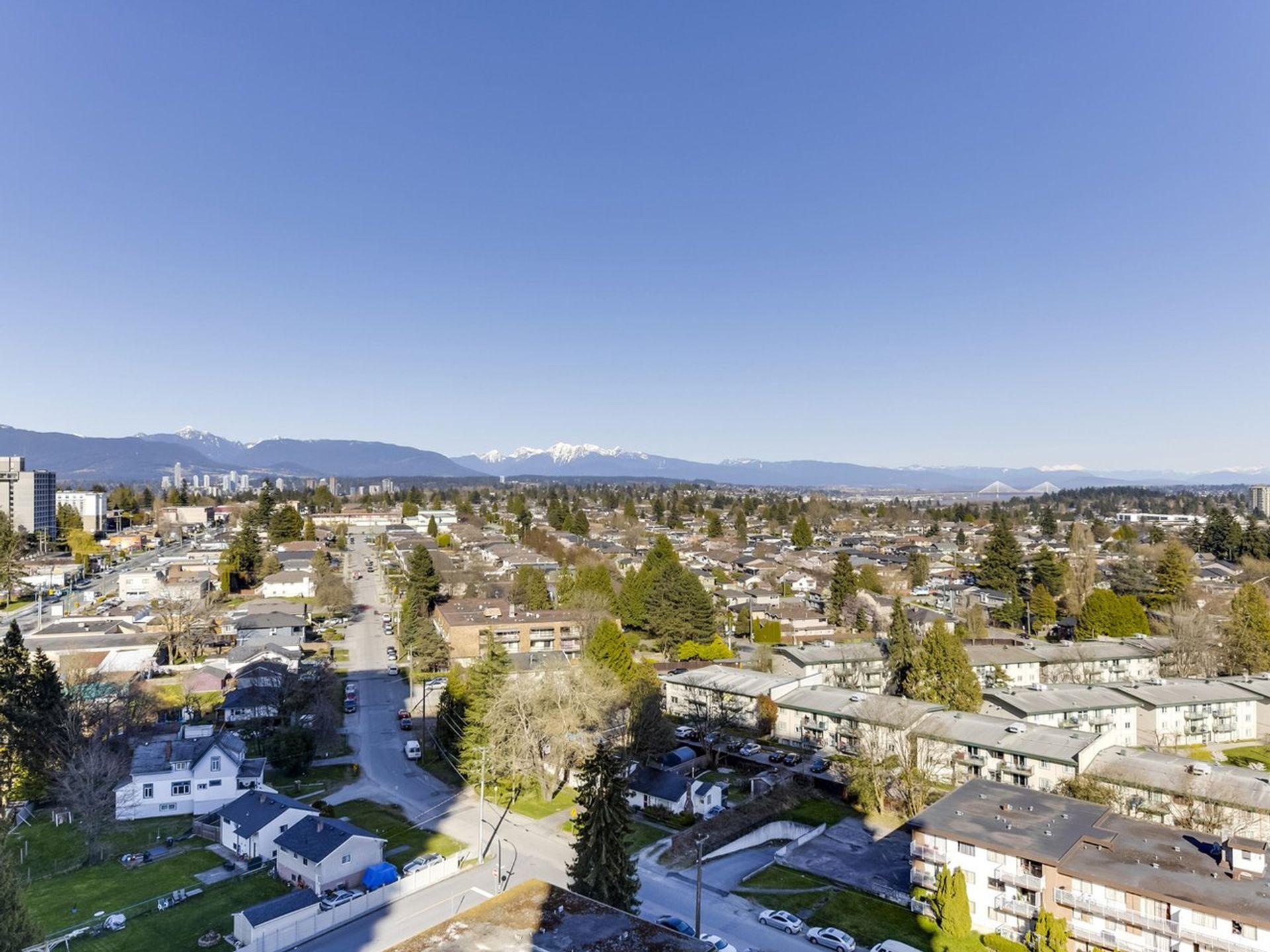 Mountain Views at 1605 - 7388 Kingsway, Edmonds BE, Burnaby East