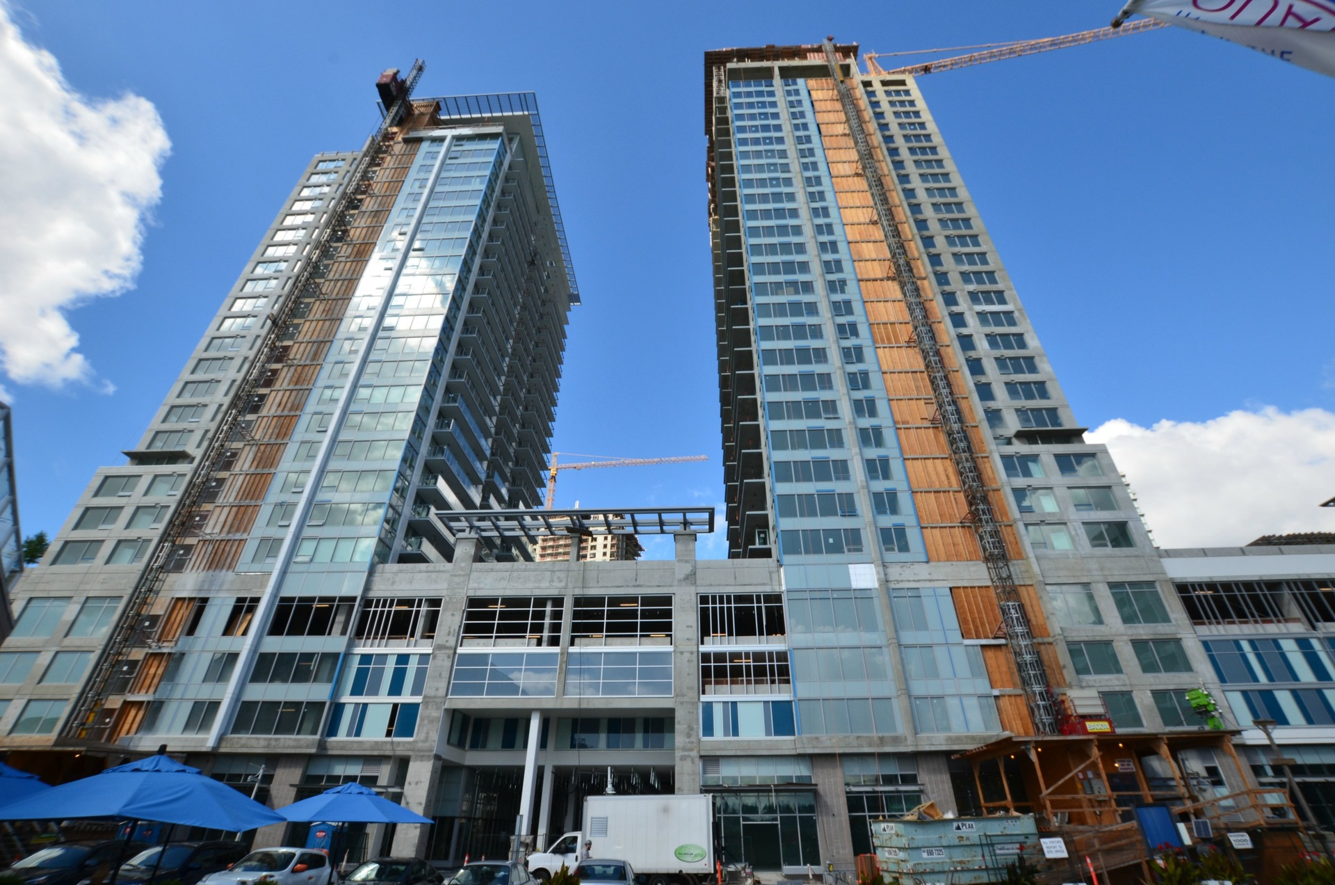 Riversky by Bosa Assignments SOLD at 2602 - 908 Quayside Drive, Quay, New Westminster