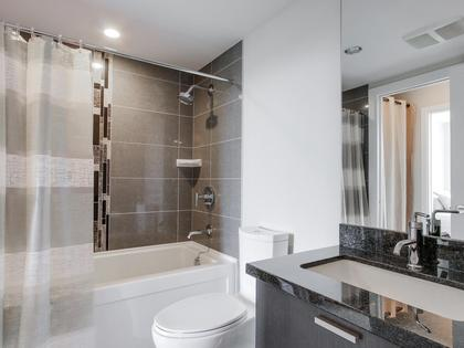 affinity-2-bathroom at 2205 - 2232 Douglas Road, Brentwood Park, Burnaby North