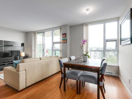 affinity-2-living-dining-photos at 2205 - 2232 Douglas Road, Brentwood Park, Burnaby North