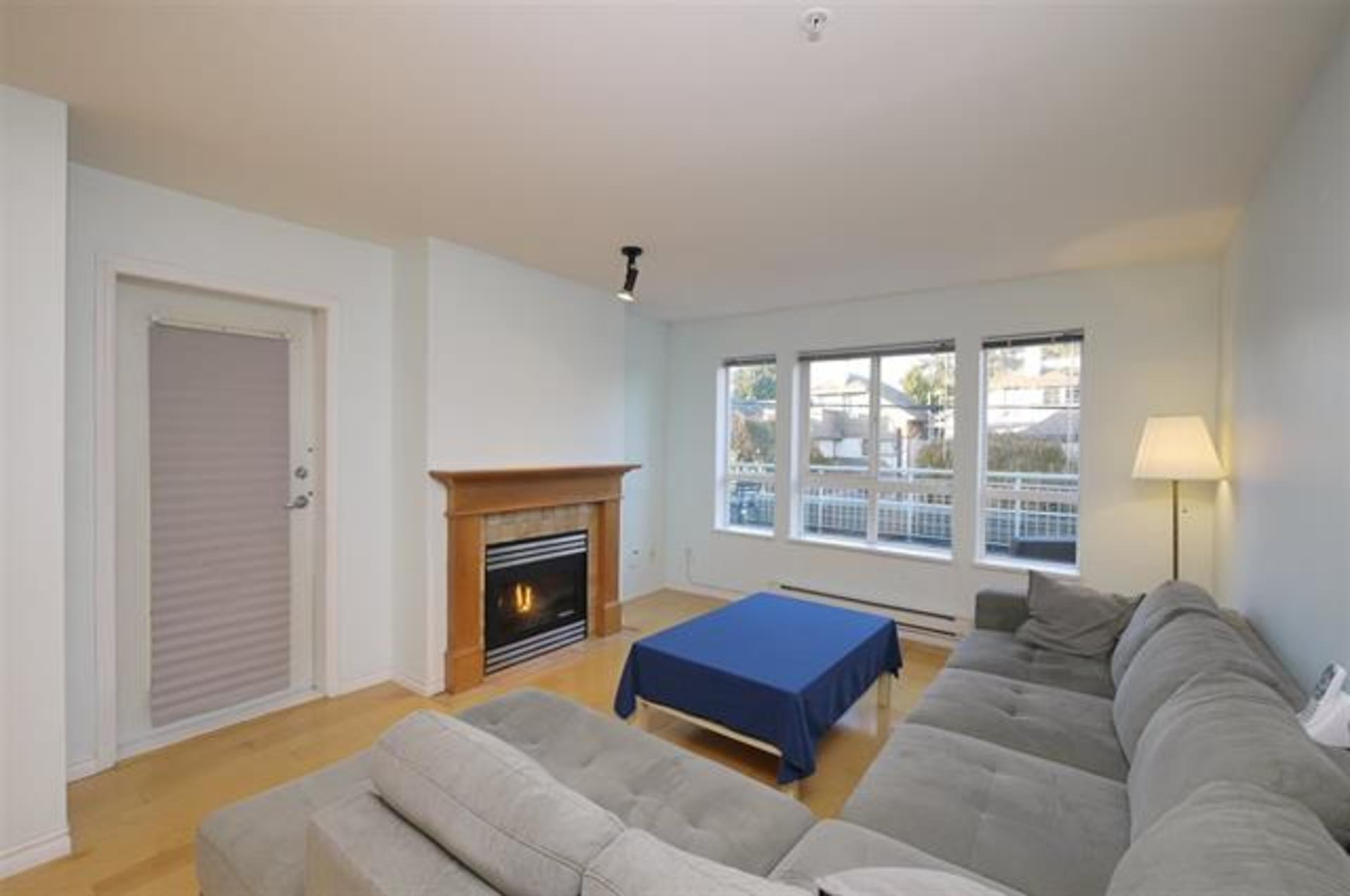 208 - 3333 West 4th Avenue, Point Grey, Vancouver West