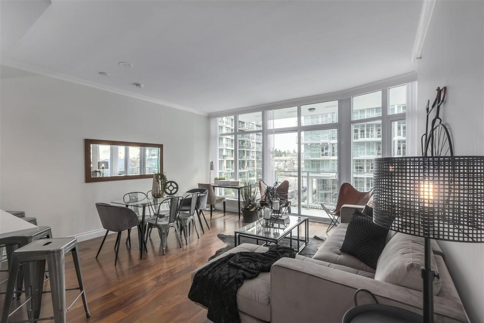 413 - 175 Victory Ship Way, Lower Lonsdale, North Vancouver