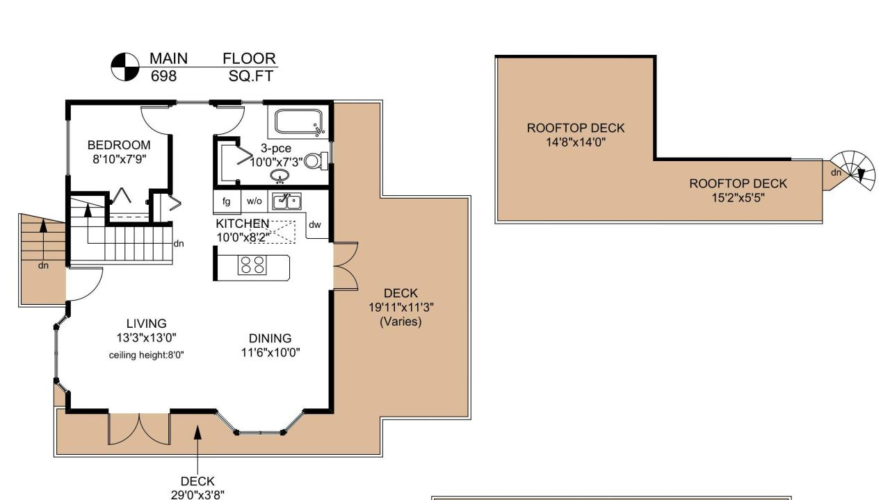 Professional Floorplans