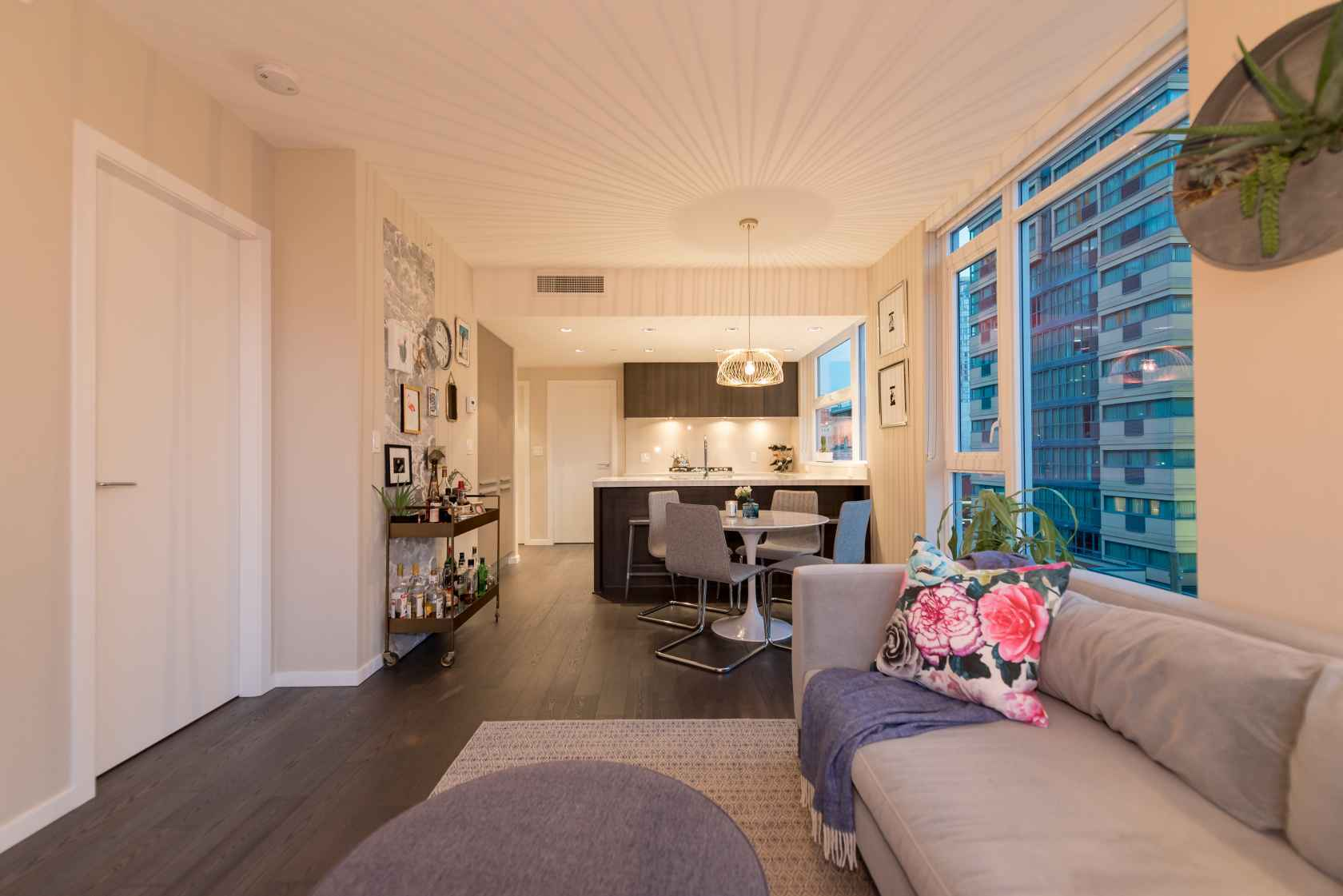005 at #507 - 1351 Continental Street, Vancouver West