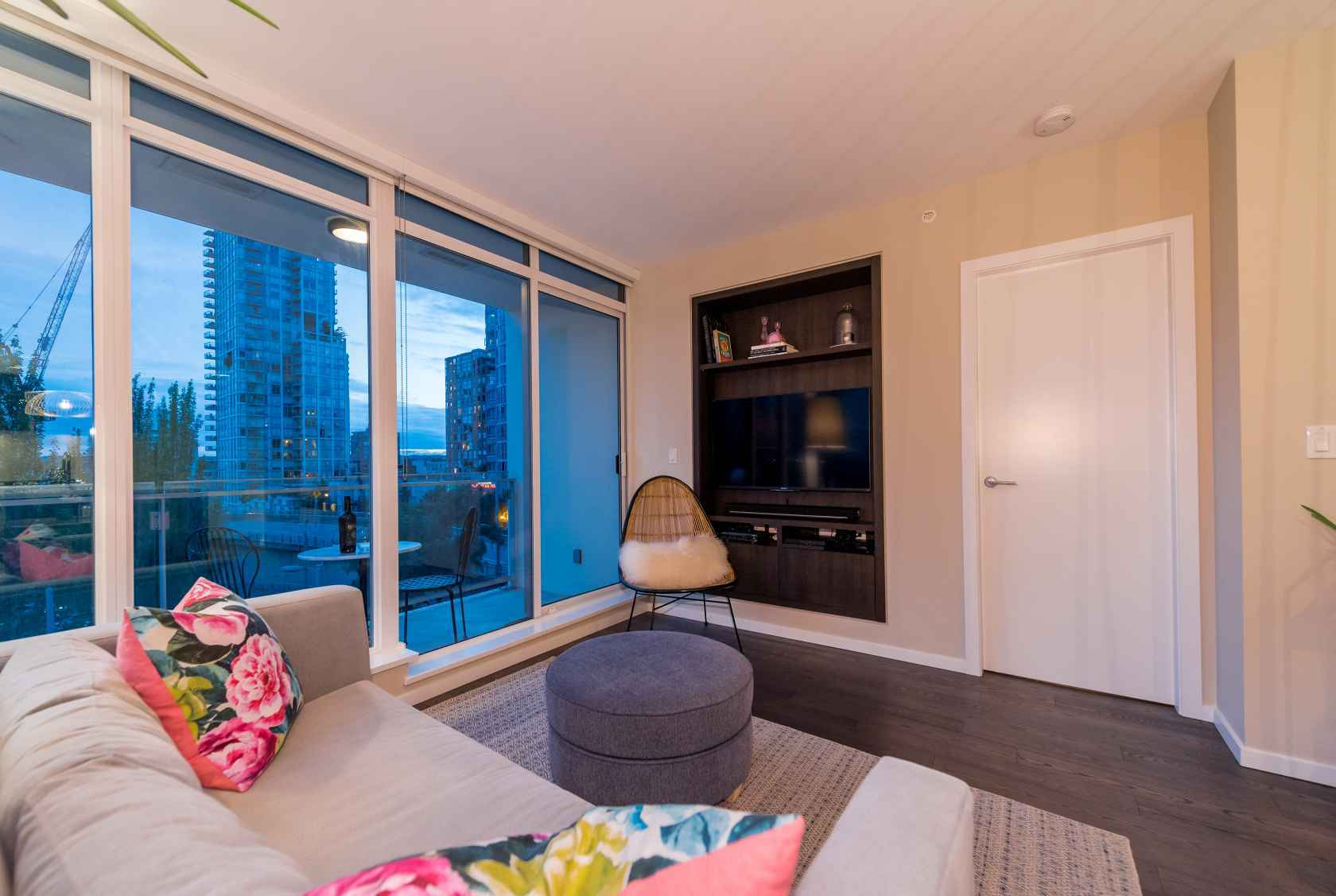 008 at #507 - 1351 Continental Street, Vancouver West