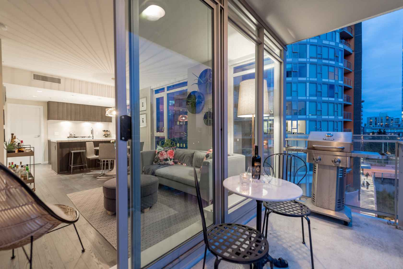 009 at #507 - 1351 Continental Street, Vancouver West