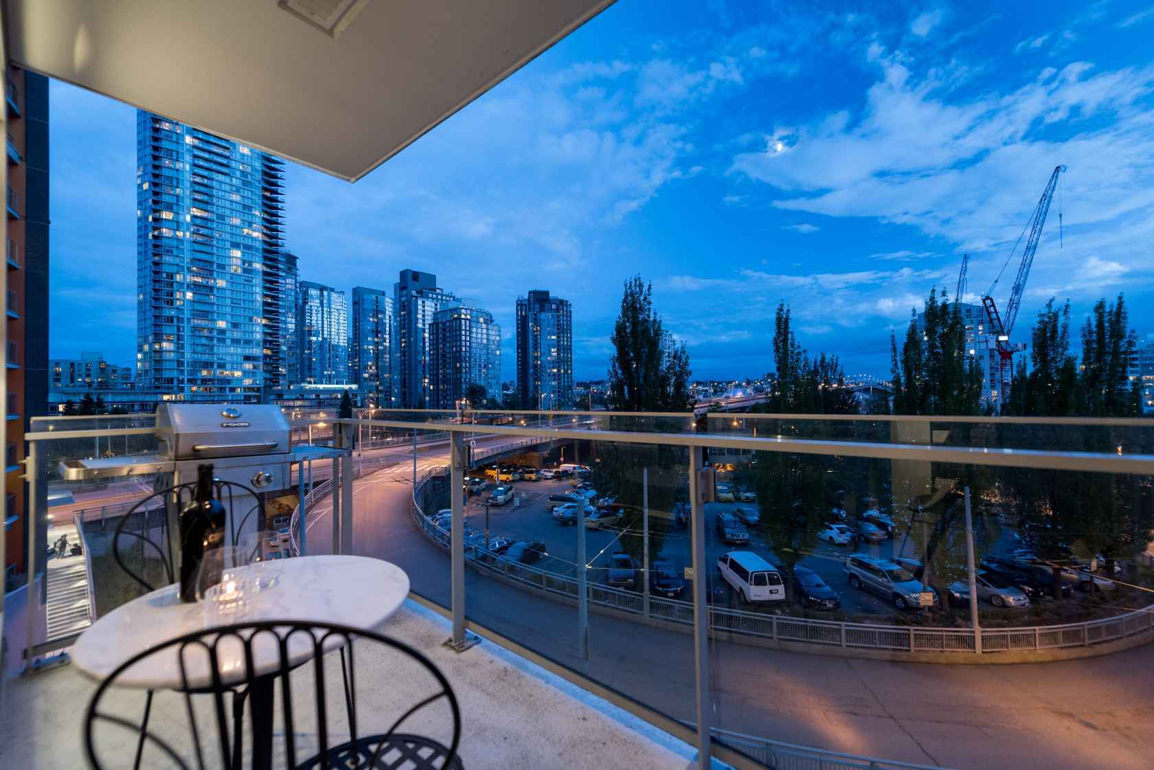 010 at #507 - 1351 Continental Street, Vancouver West