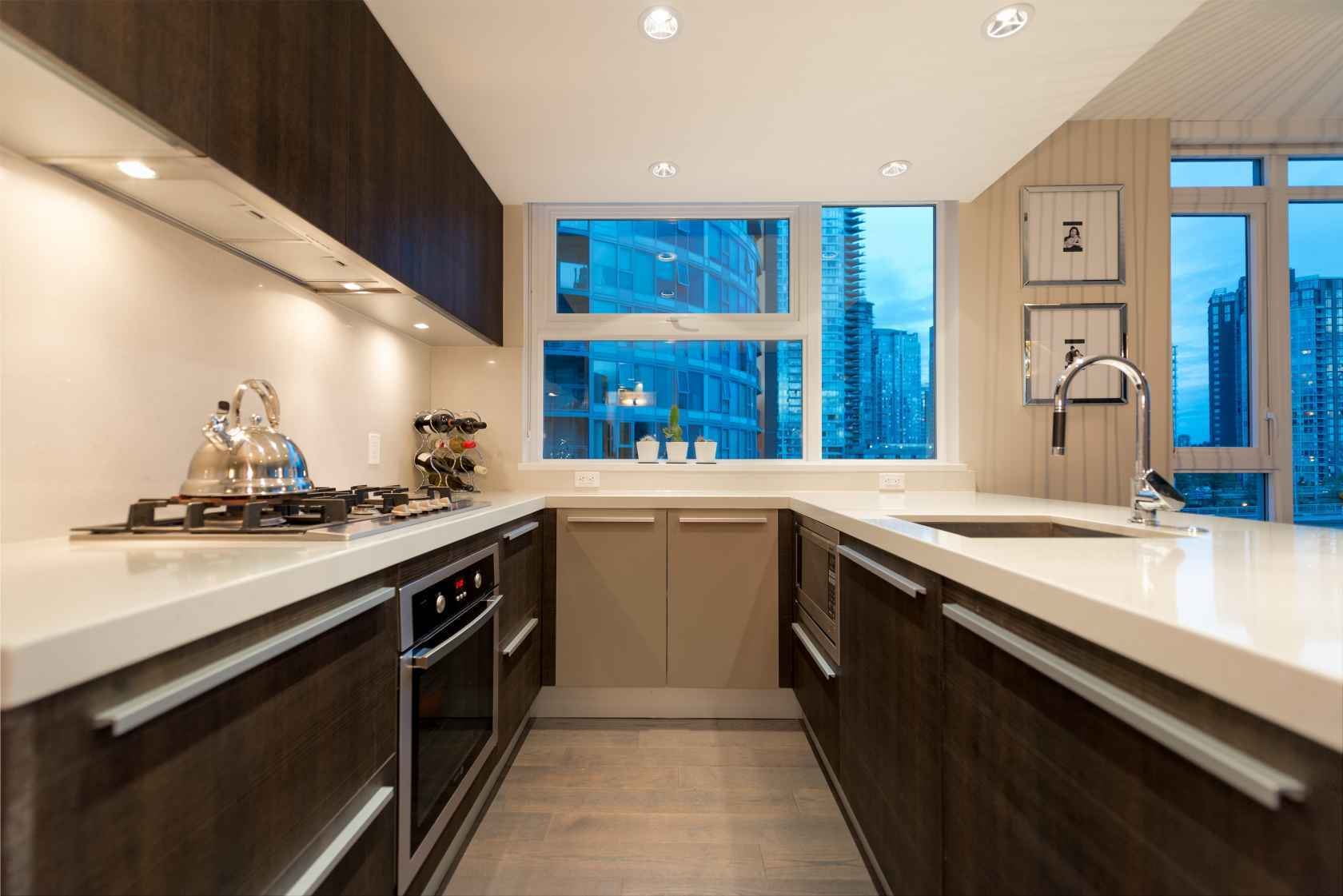 015 at #507 - 1351 Continental Street, Vancouver West