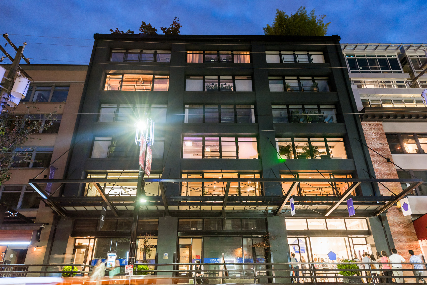 001 at 506 - 1155 Mainland Street, Yaletown, Vancouver West