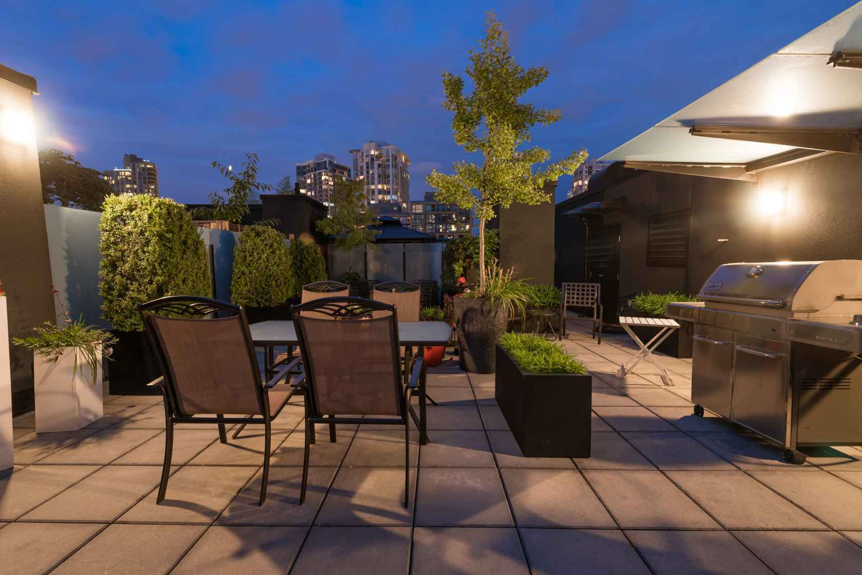 029 at 506 - 1155 Mainland Street, Yaletown, Vancouver West