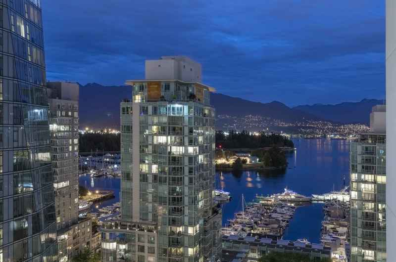 1501 - 1415 W Georgia Street, Coal Harbour, Vancouver West 2