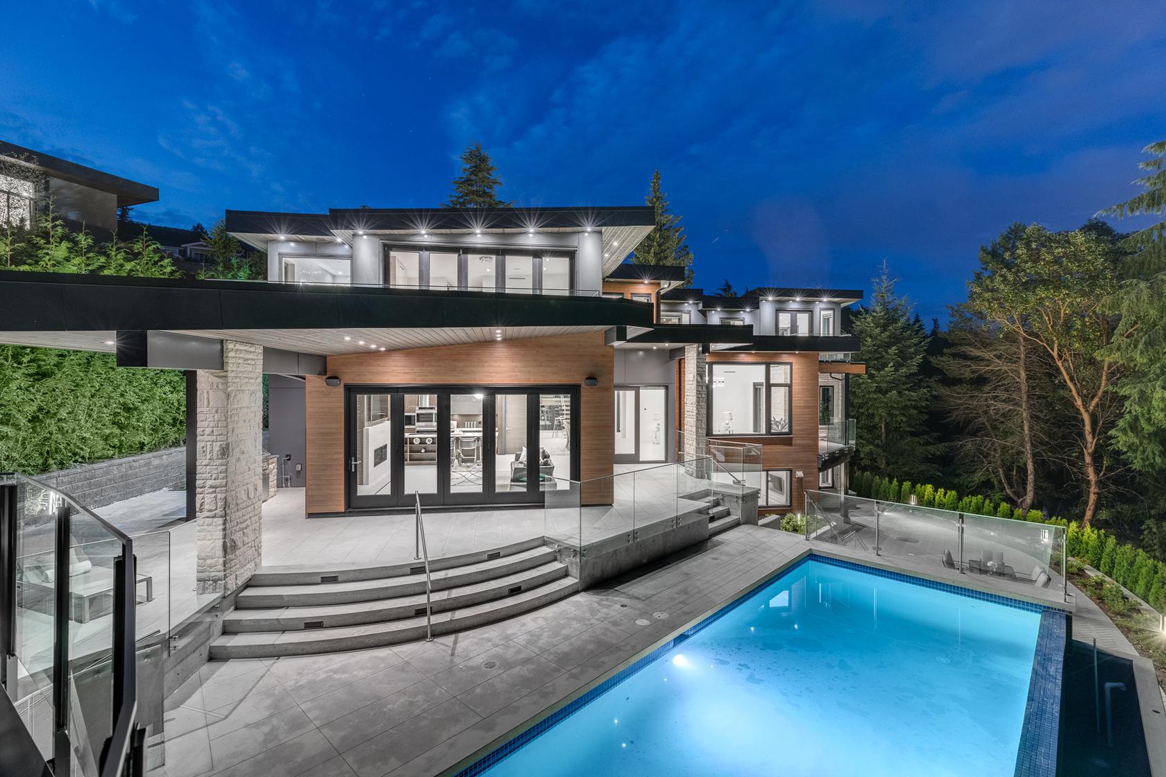 at 4110 Burkehill Road, Bayridge, West Vancouver