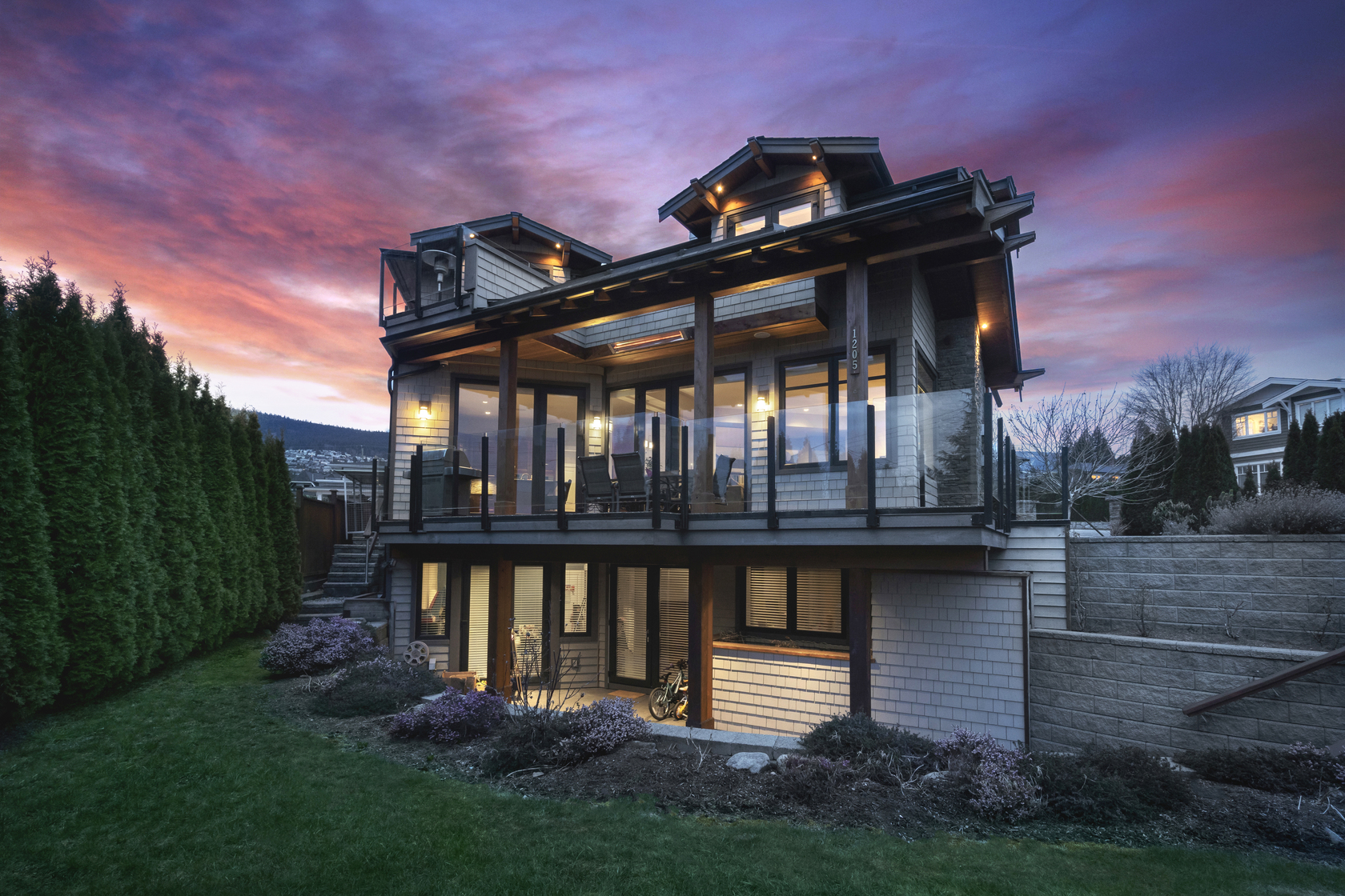 at 1205 Fulton Avenue, Ambleside, West Vancouver