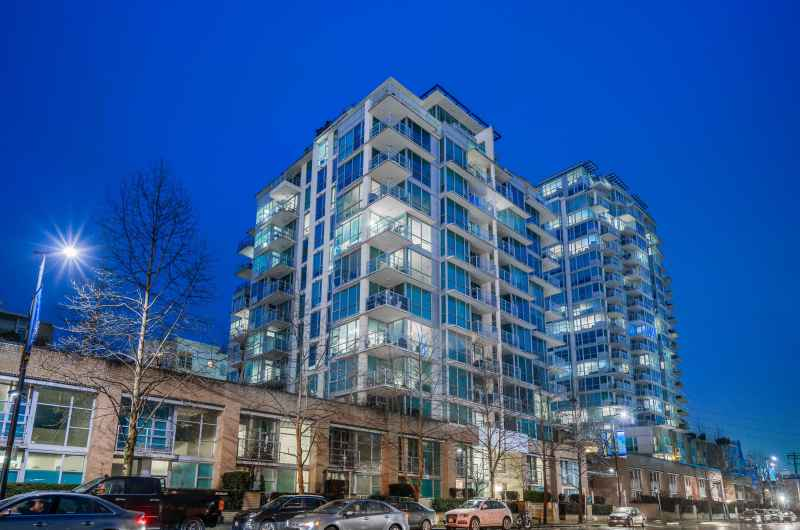 1106 - 168 E Esplanade, Lower Lonsdale, North Vancouver 2