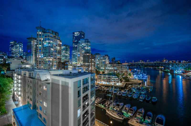 1101 - 1000 Beach Avenue, Yaletown, Vancouver West 4