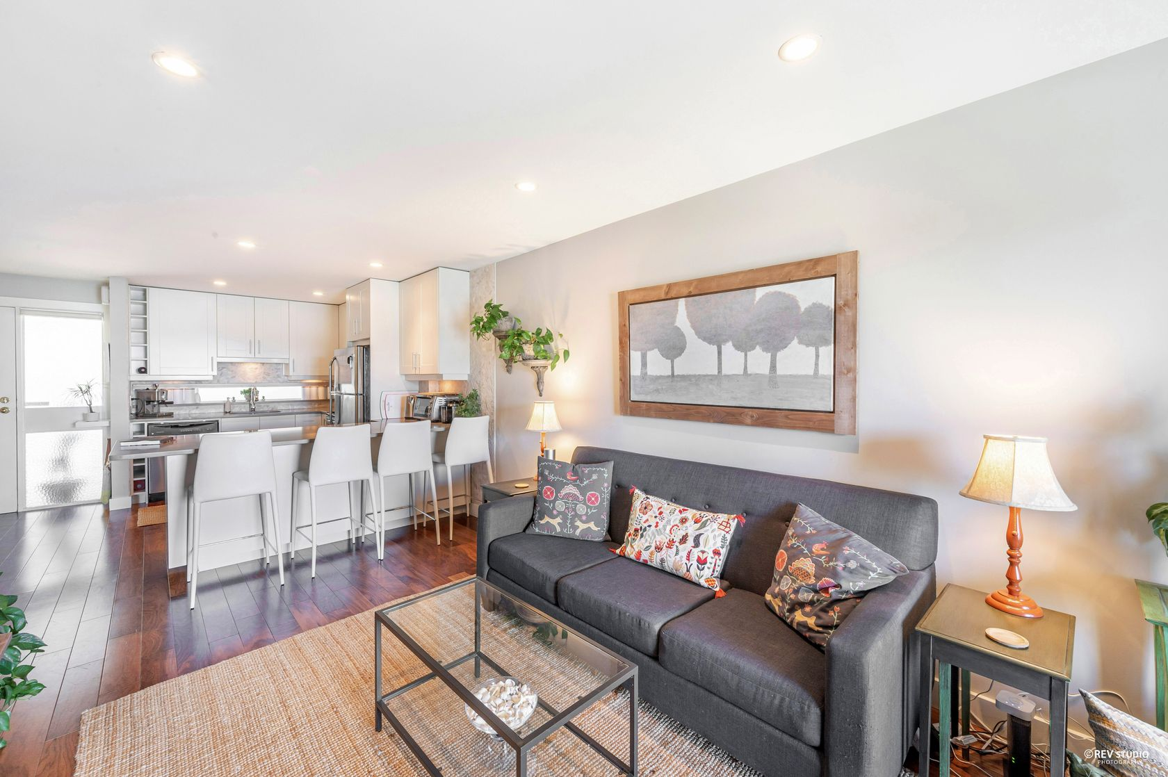 at 205 - 140 E 4th Street, Lower Lonsdale, North Vancouver