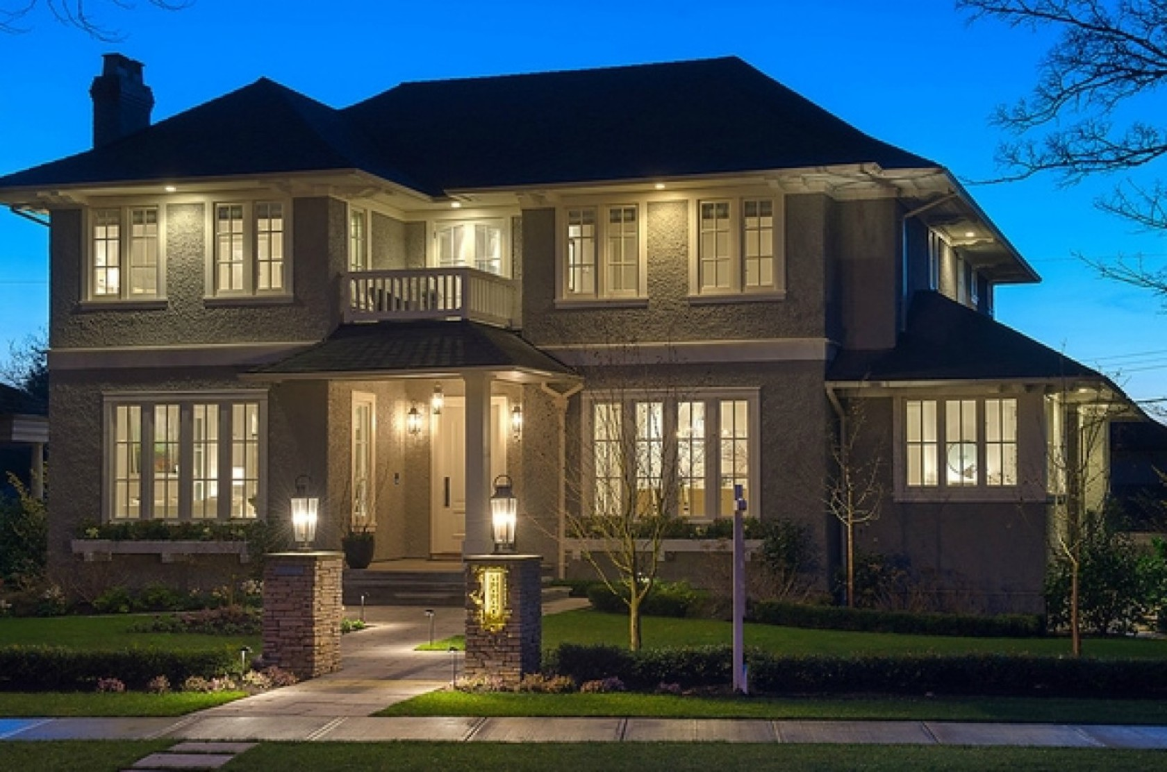 Exterior at 4449 Marguerite Street, Shaughnessy, Vancouver West