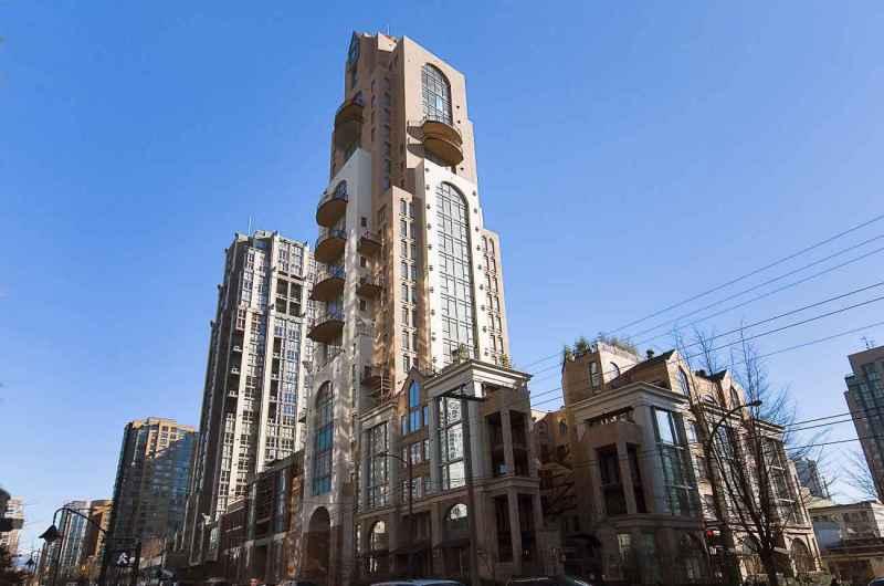1001 - 1280 Richards Street, Yaletown, Vancouver West 3