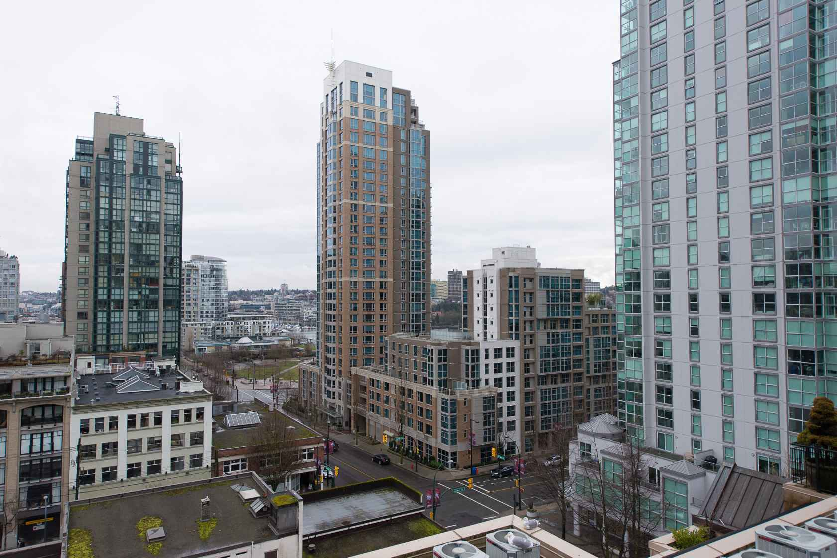 010 at 1001 - 1280 Richards Street, Yaletown, Vancouver West