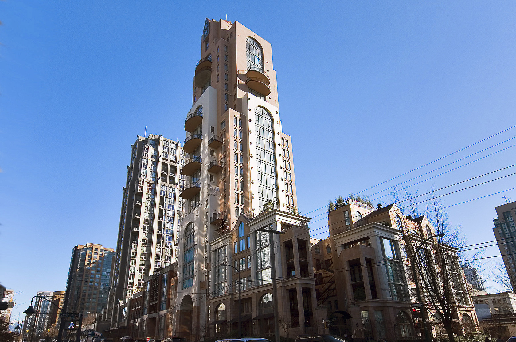 001 at 1001 - 1280 Richards Street, Yaletown, Vancouver West