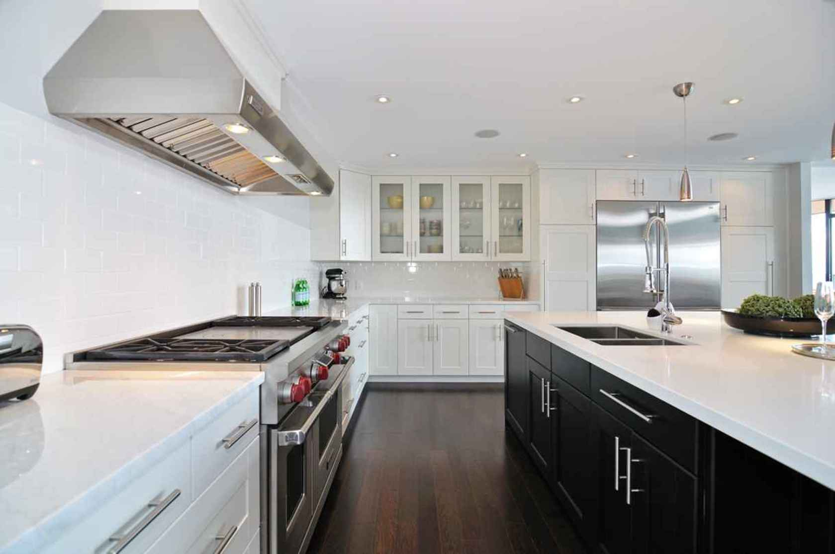 4125BurkehillKitchen at 4125 Burkehill Place, Bayridge, West Vancouver