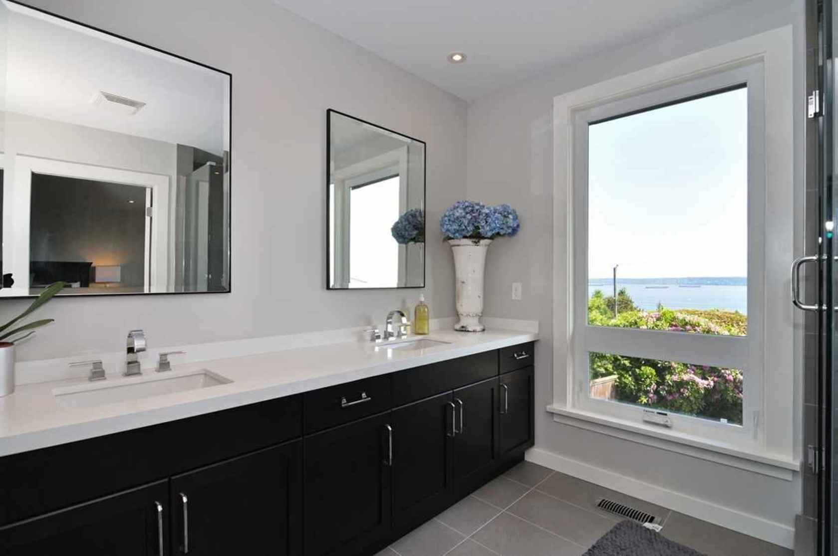 4125BurkehillMasterBath at 4125 Burkehill Place, Bayridge, West Vancouver