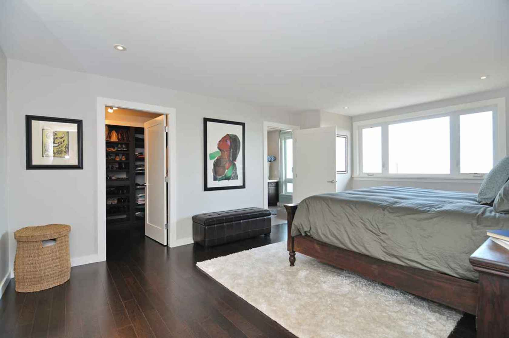 4125BurkehillMasterBedroom at 4125 Burkehill Place, Bayridge, West Vancouver