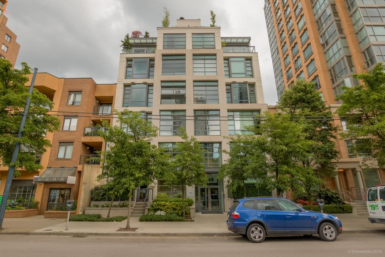 20 at 101 - 1168 Richards Street, Yaletown, Vancouver West