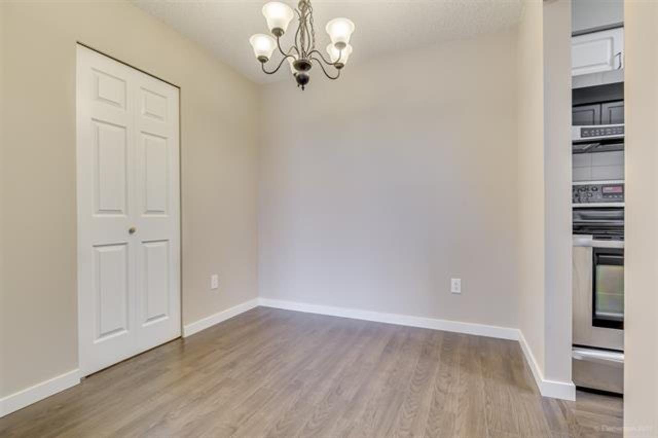Dining Room at 311 - 340 Ginger Drive, Fraserview NW, New Westminster