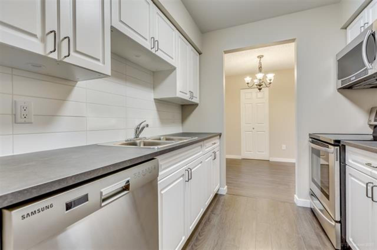 Kitchen at 311 - 340 Ginger Drive, Fraserview NW, New Westminster