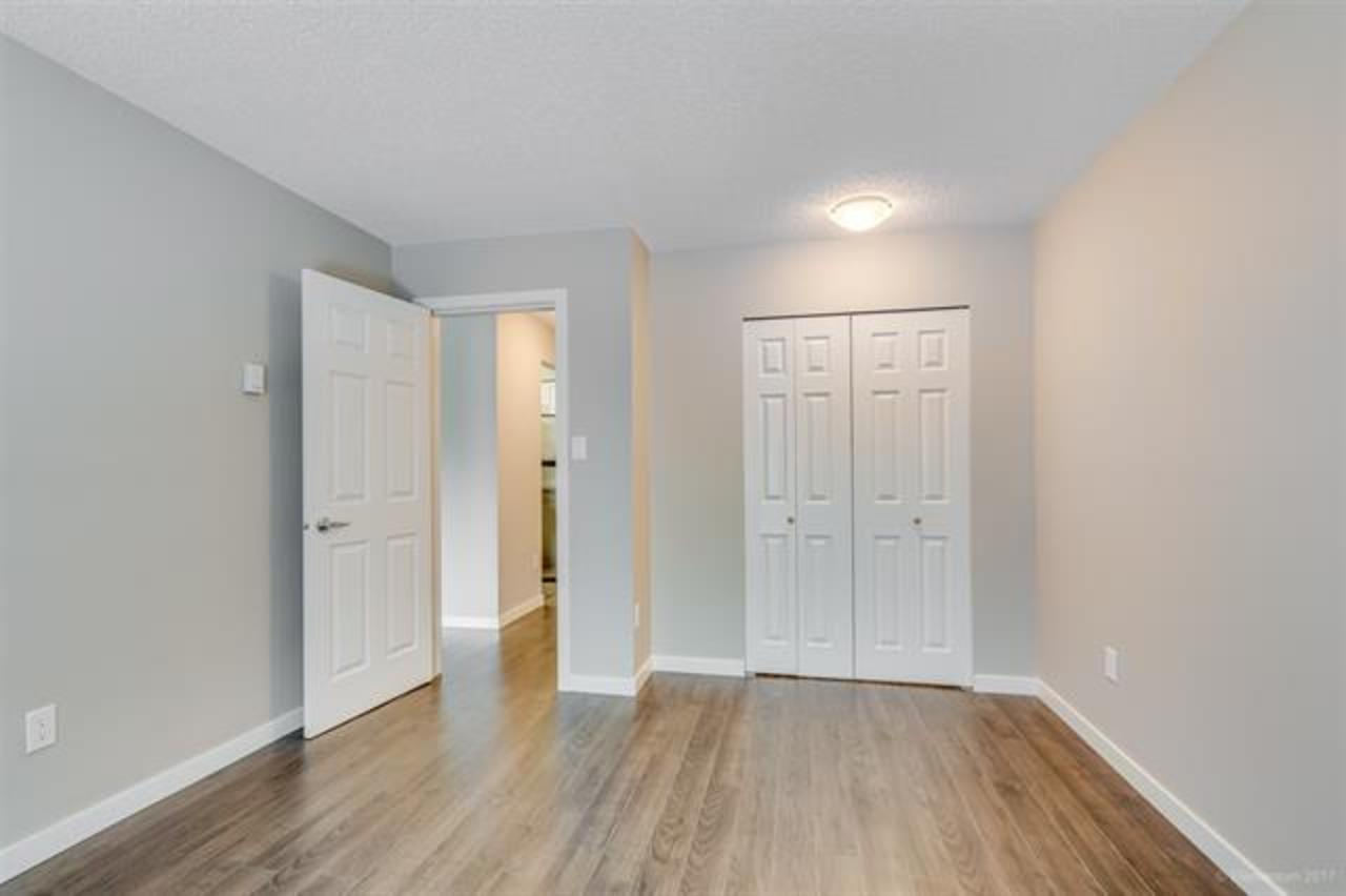 Master Bedroom at 311 - 340 Ginger Drive, Fraserview NW, New Westminster
