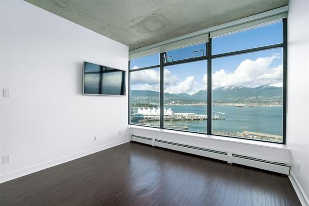 Master Bedroom at 2902 - 128 W Cordova, Downtown VW, Vancouver West