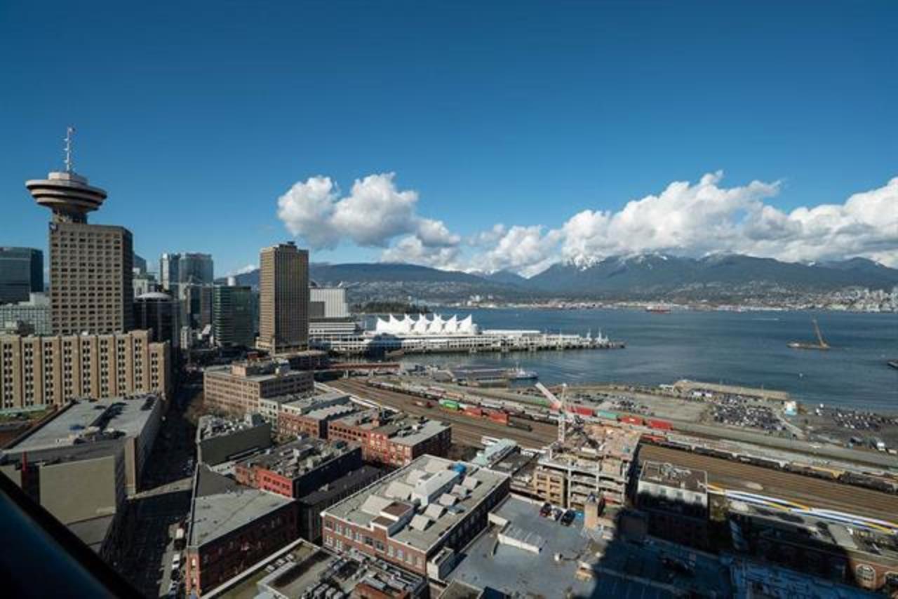2902-128 W Cordova - View 1 at 2902 - 128 W Cordova, Downtown VW, Vancouver West