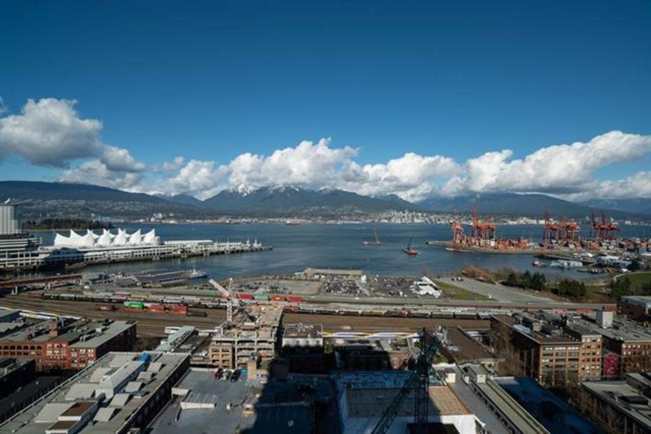 2902-128 W Cordova - View 2 at 2902 - 128 W Cordova, Downtown VW, Vancouver West