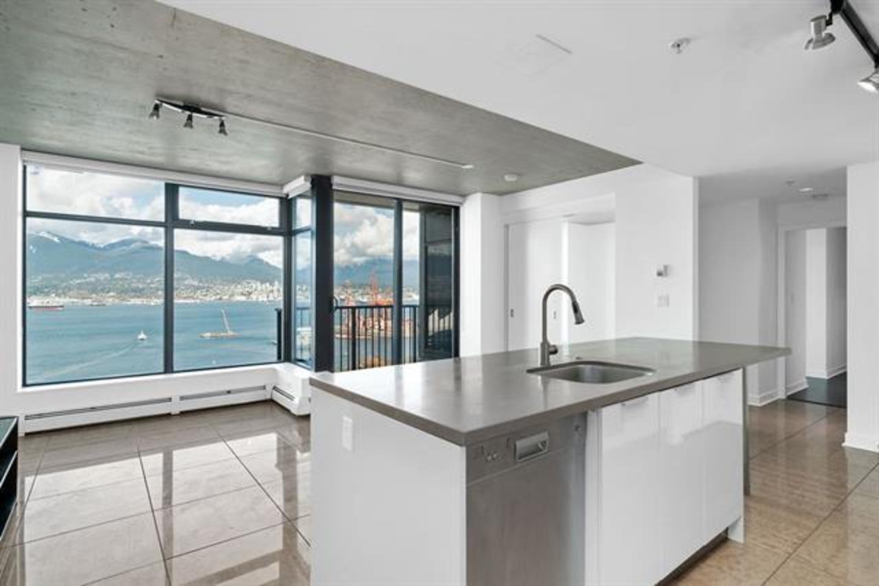 Kitchen - View at 2902 - 128 W Cordova, Downtown VW, Vancouver West