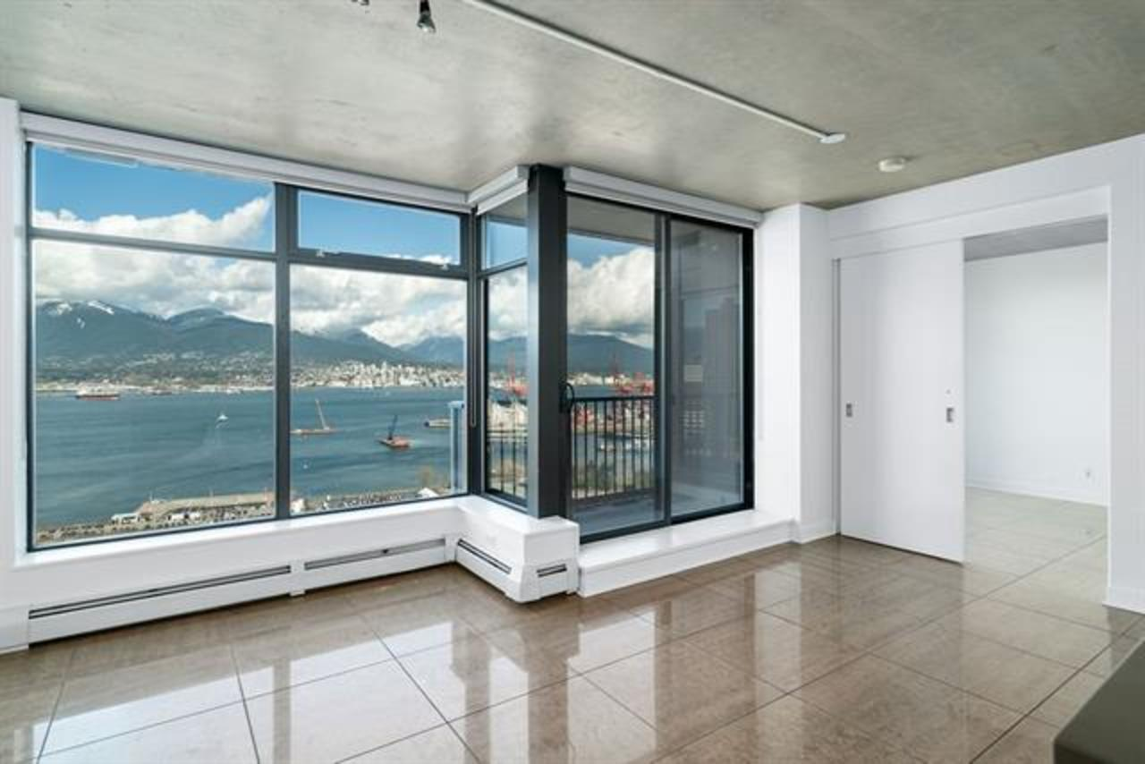 Living Room (2) at 2902 - 128 W Cordova, Downtown VW, Vancouver West