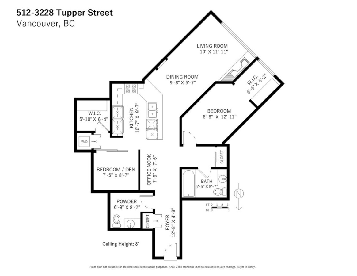 3228-tupper-street-cambie-vancouver-west-28 at 512 - 3228 Tupper Street, Cambie, Vancouver West