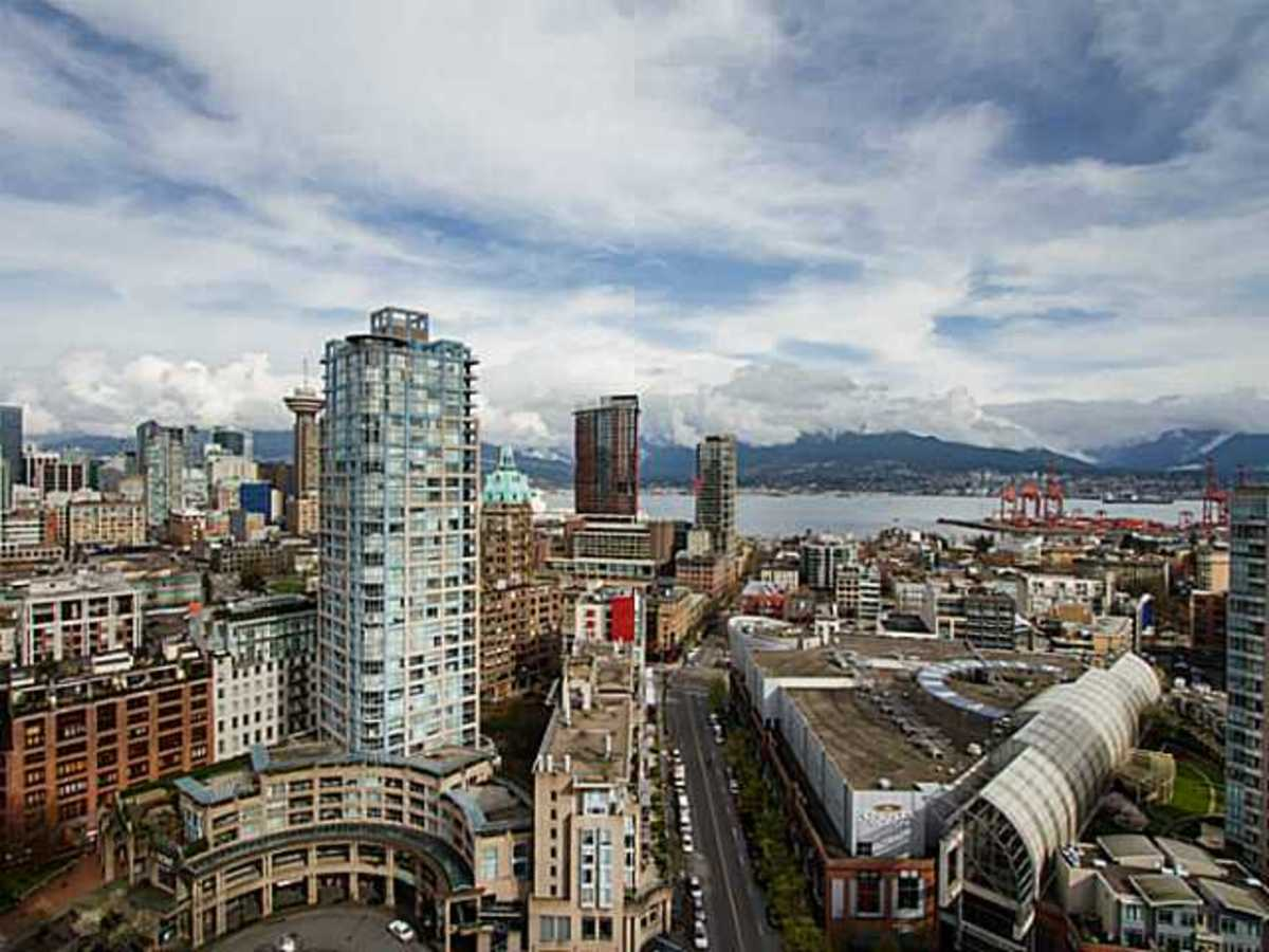 689 Abbott at 3007 - 689 Abbott Street , Downtown VW, Vancouver West