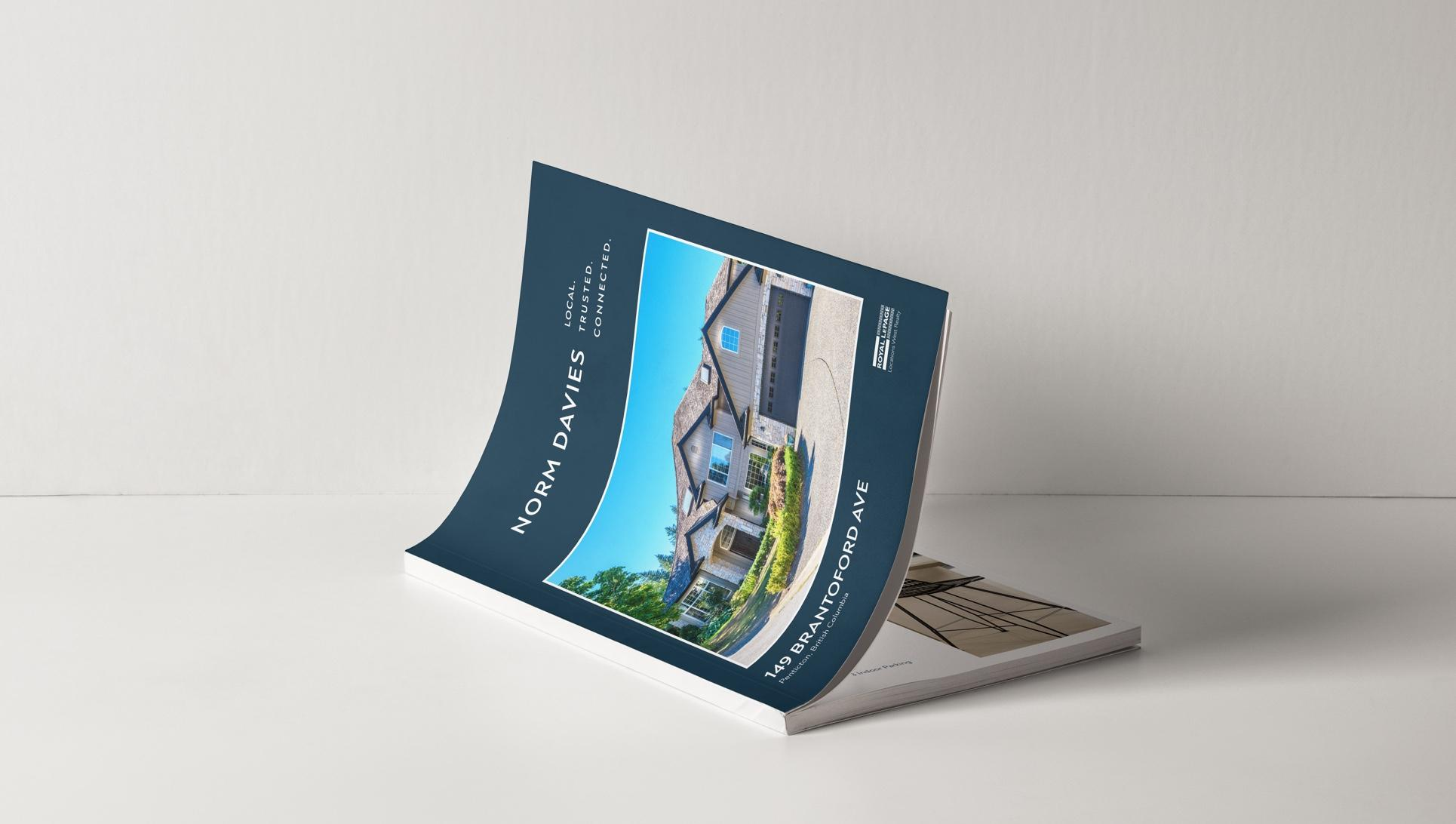 Exclusive brochures for your property