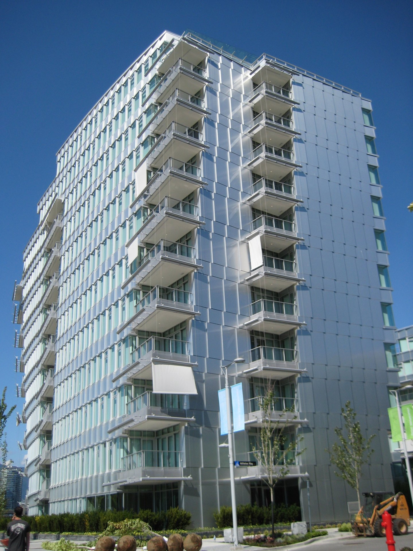 181 Athletes Way, Olympic Village, Vancouver West