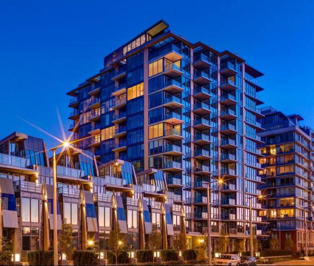 288 W 1st Avenue, Olympic Village, Vancouver West