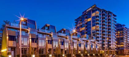 james-exterior-night-high-res-photoshop-final-1280x570 at 288 W 1st Avenue, Olympic Village, Vancouver West