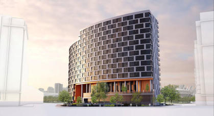 avenueone-external-render-750x406 at 201 W 2nd Avenue, Olympic Village, Vancouver West
