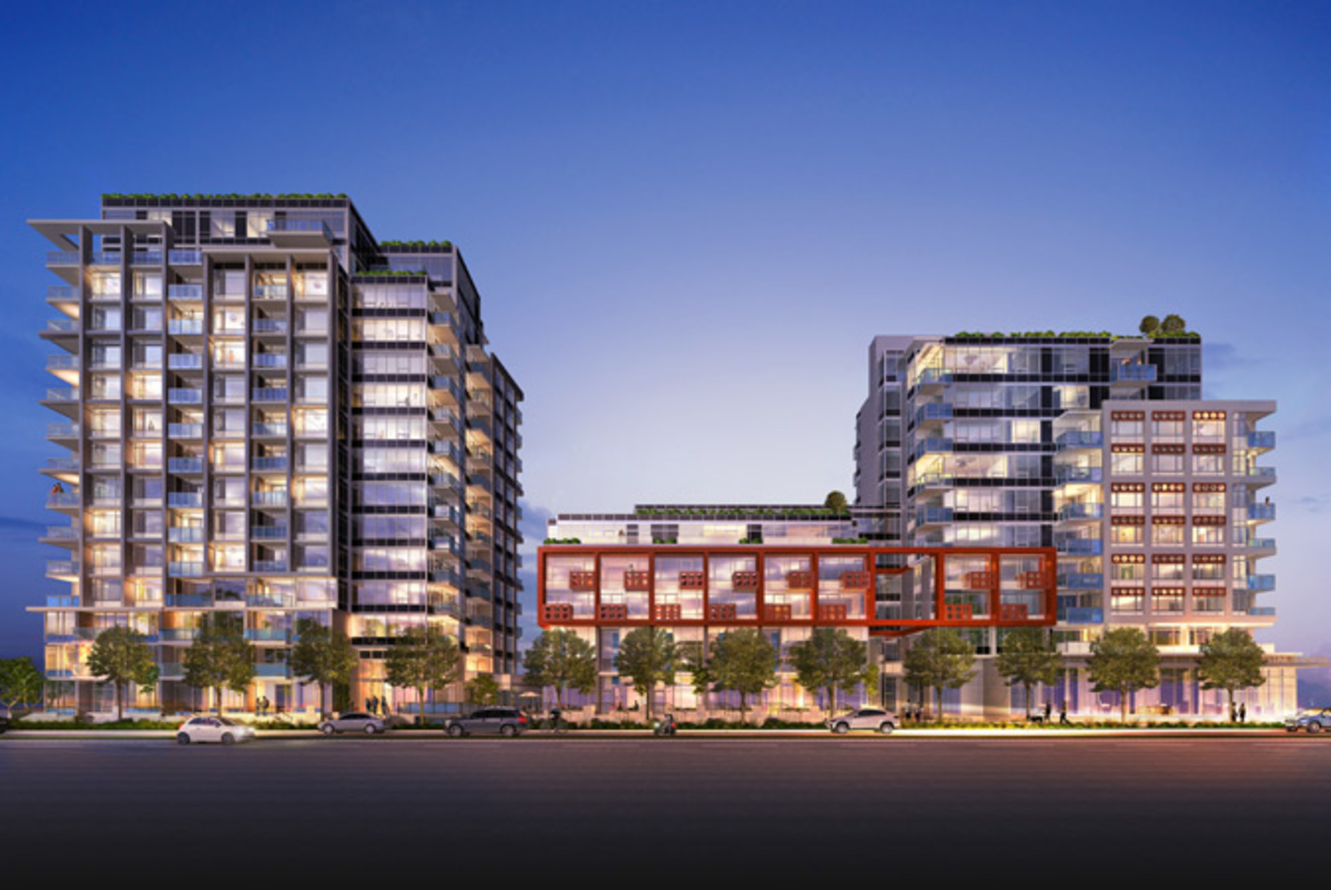 full_rendering at 111 E 1st Avenue, Olympic Village, Vancouver West