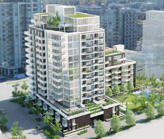 1661 Quebec Street, Olympic Village, Vancouver West