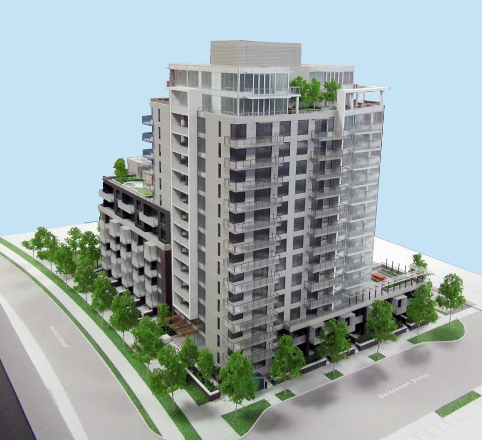 1661-quebec at 1661 Quebec Street, Olympic Village, Vancouver West