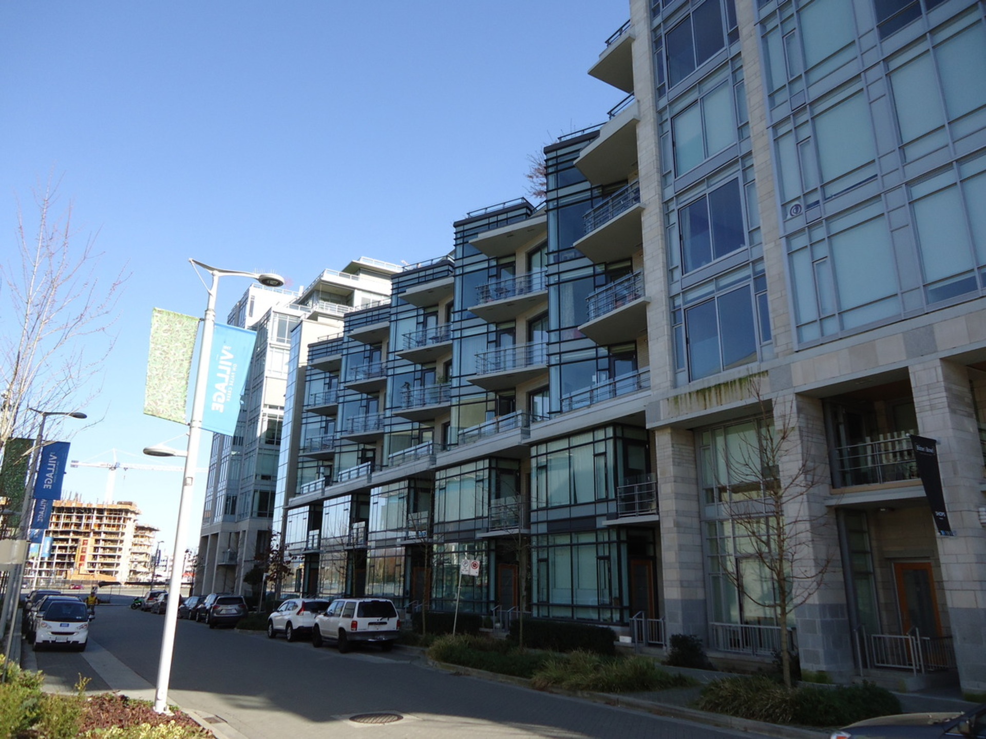 1633 Ontario Street, Olympic Village, Vancouver West