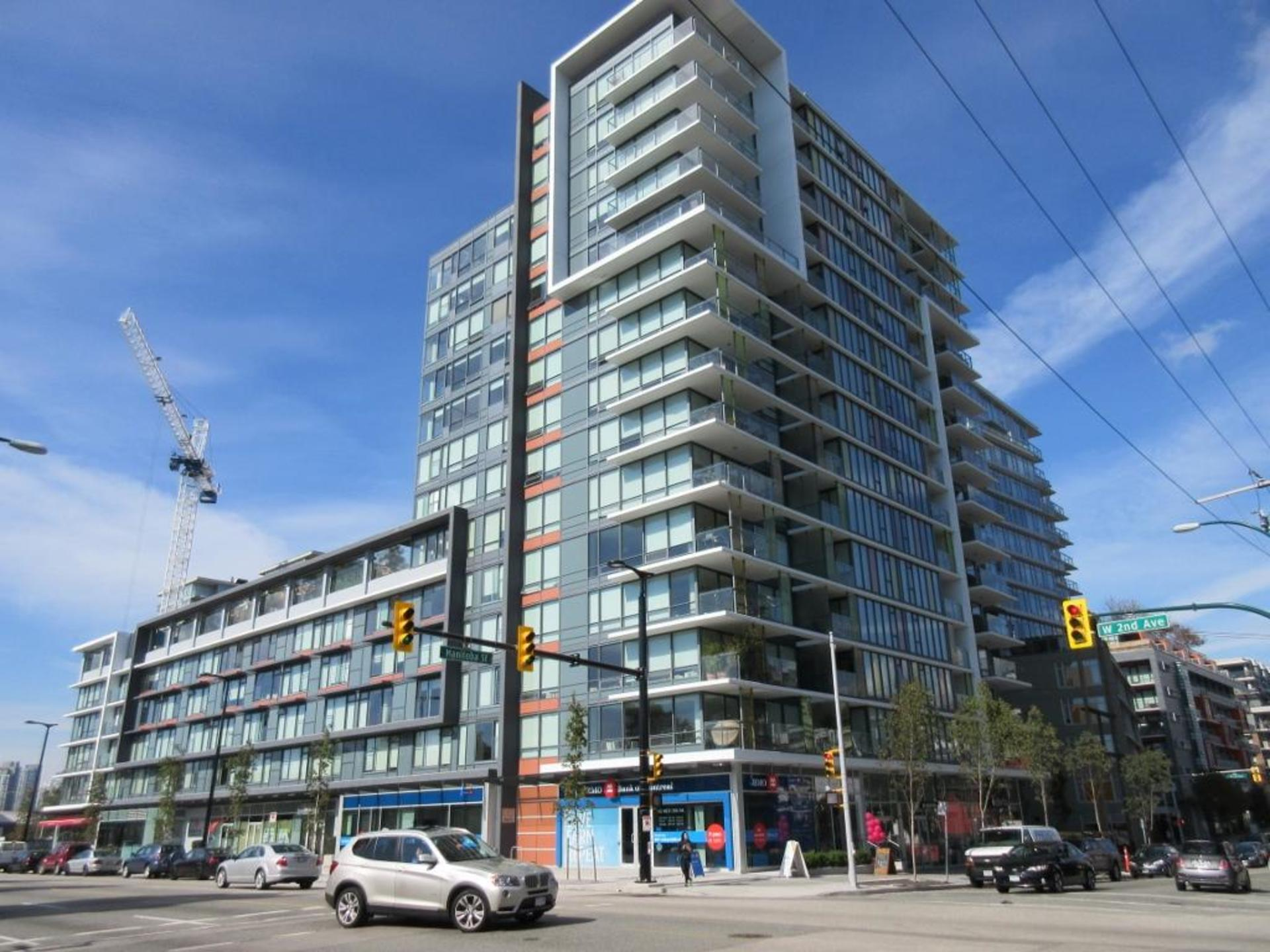 1783 Manitoba Street, Olympic Village, Vancouver West