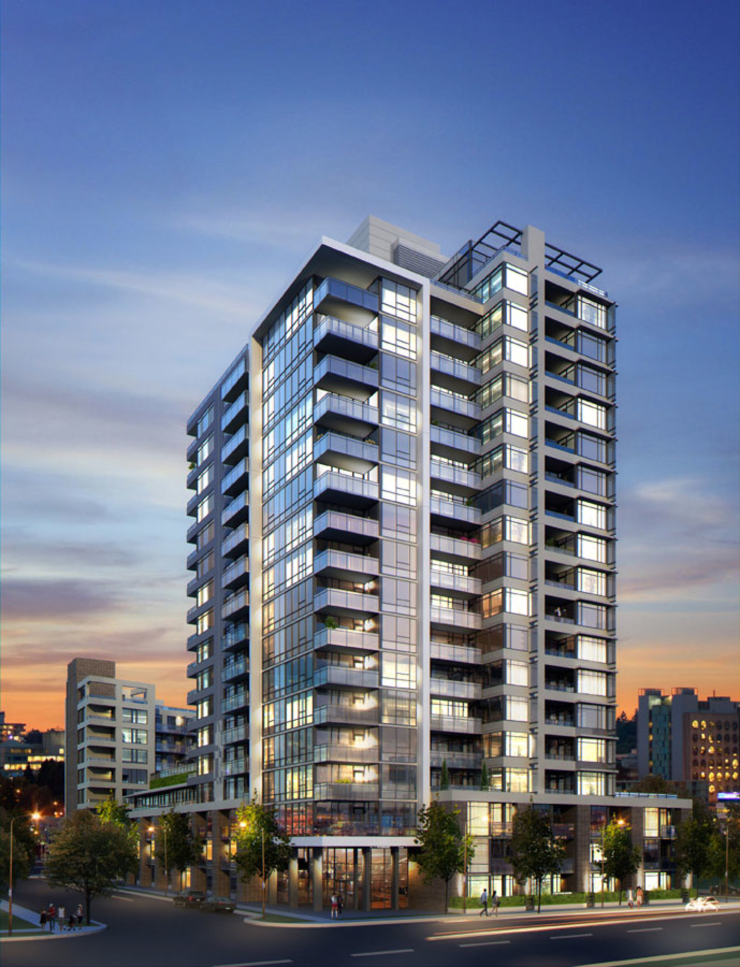 110 Switchmen Street, Olympic Village, Vancouver West